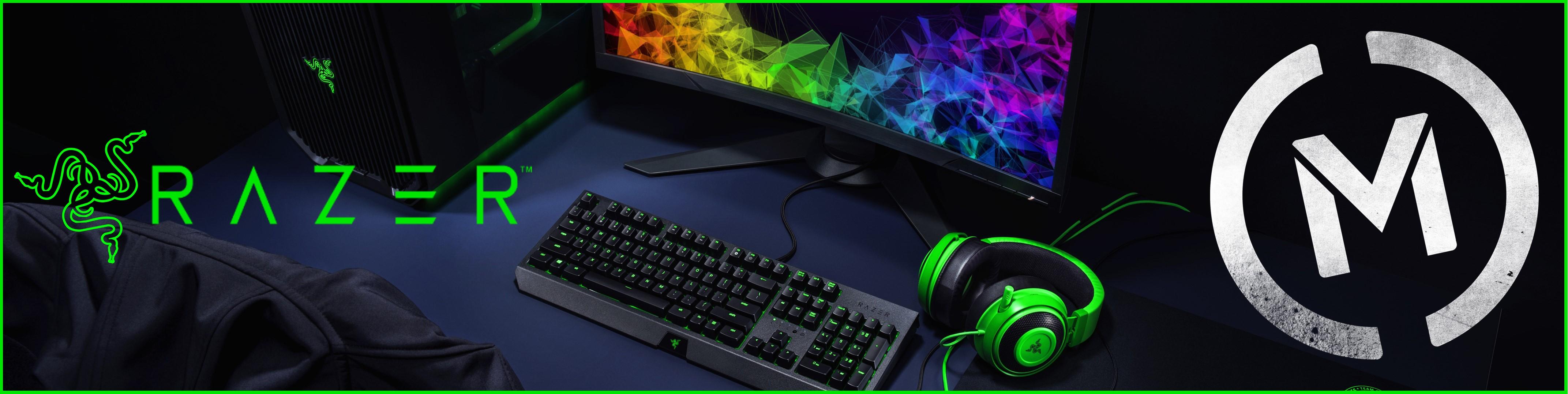 Matrix Razer PC Gaming Banner