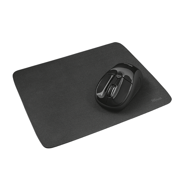 TRUST PRIMO WIRELESS MOUSE & MOUSE PAD BLACK