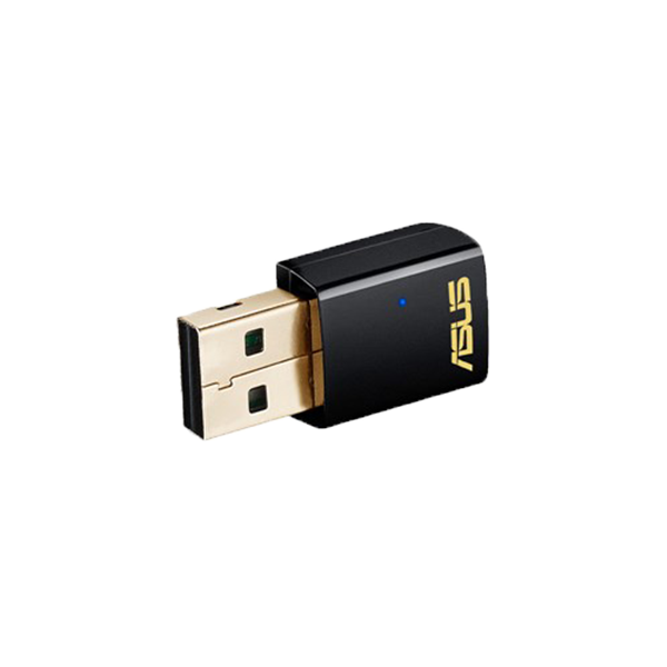 ASUS USB-AC51 DUAL BAND WIRELESS AC600 WI-FI ADAPTER