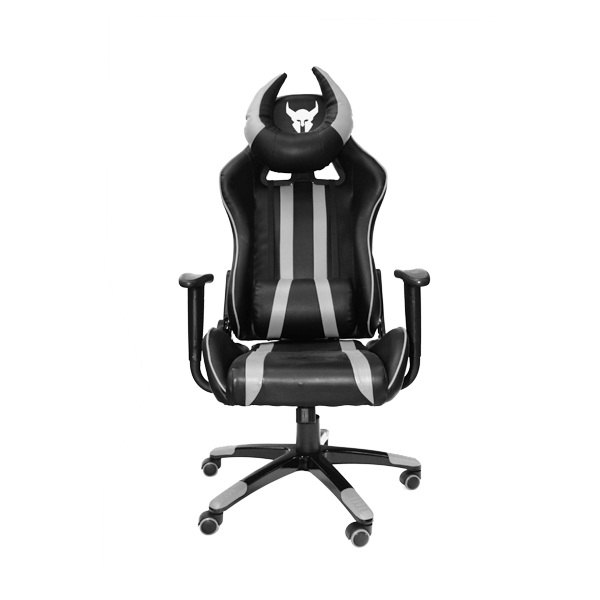 MAVERICK GAMING CHAIR GREY