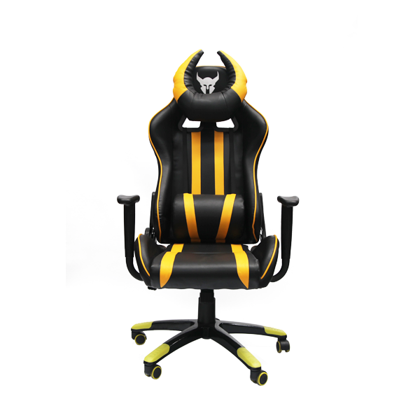 MAVERICK GAMING CHAIR YELLOW
