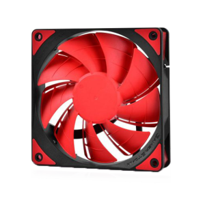 DEEPCOOL TF120 BLACK/RED/RDL COMPUTER FAN