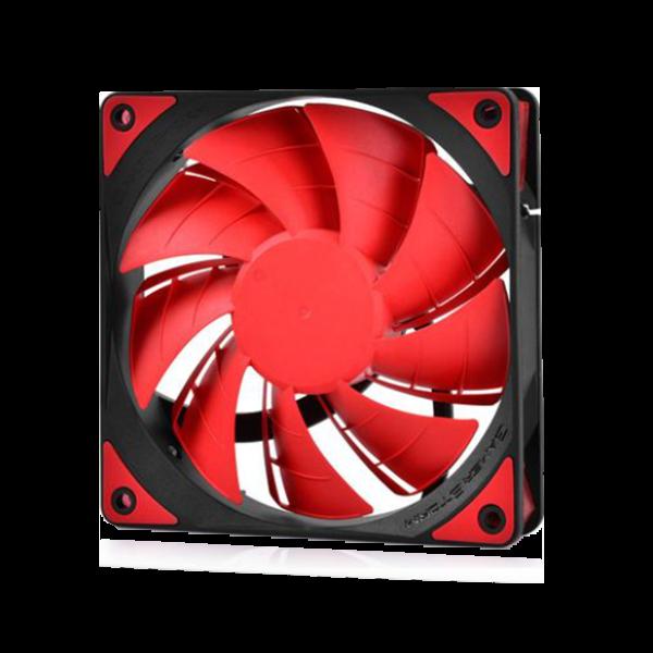 DEEPCOOL TF120 BLACK/RED/RDL COMPUTER FAN