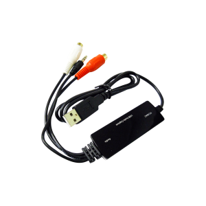 USB 2.0 AUDIO GRABBER FOR WINDOWS 10 & MAC