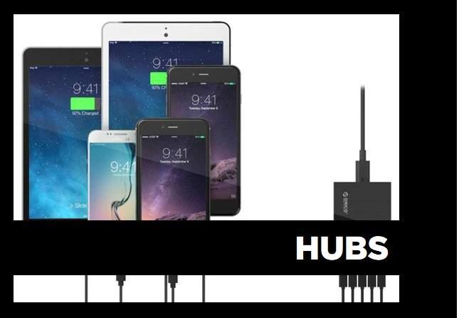 Orico Charging Hubs 2
