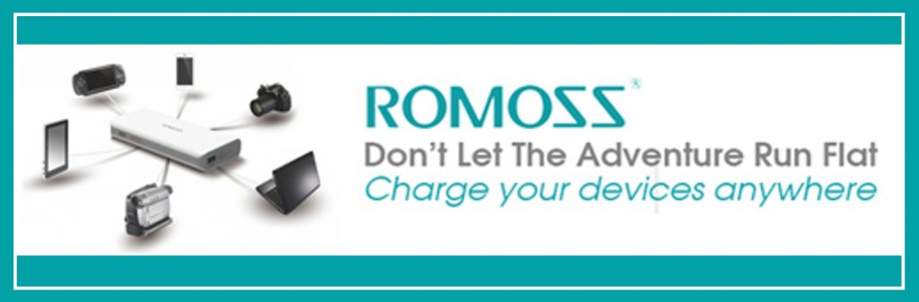 Romoss Tablet Power Banks