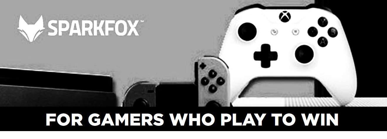 Sparkfox XBox & PS4 Gamepads