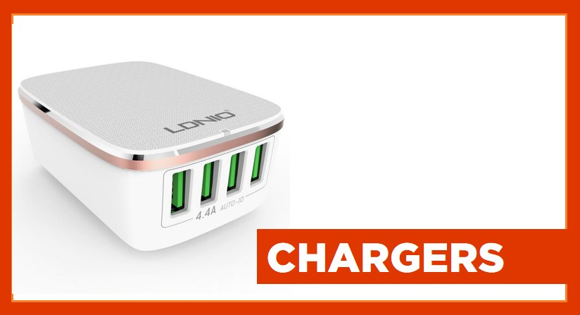 Ldnio USB Chargers