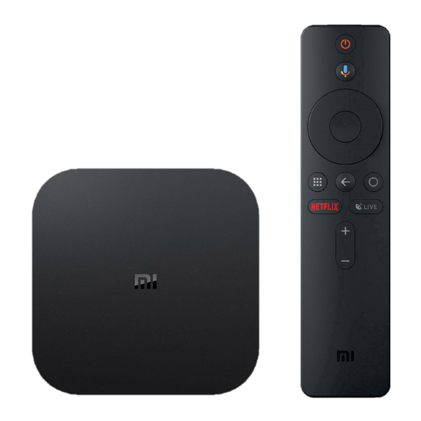 MI BOX S 4K ANDROID MEDIA PLAYER