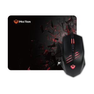 MEETION C010 GAMING MOUSE & MOUSE PAD COMBO