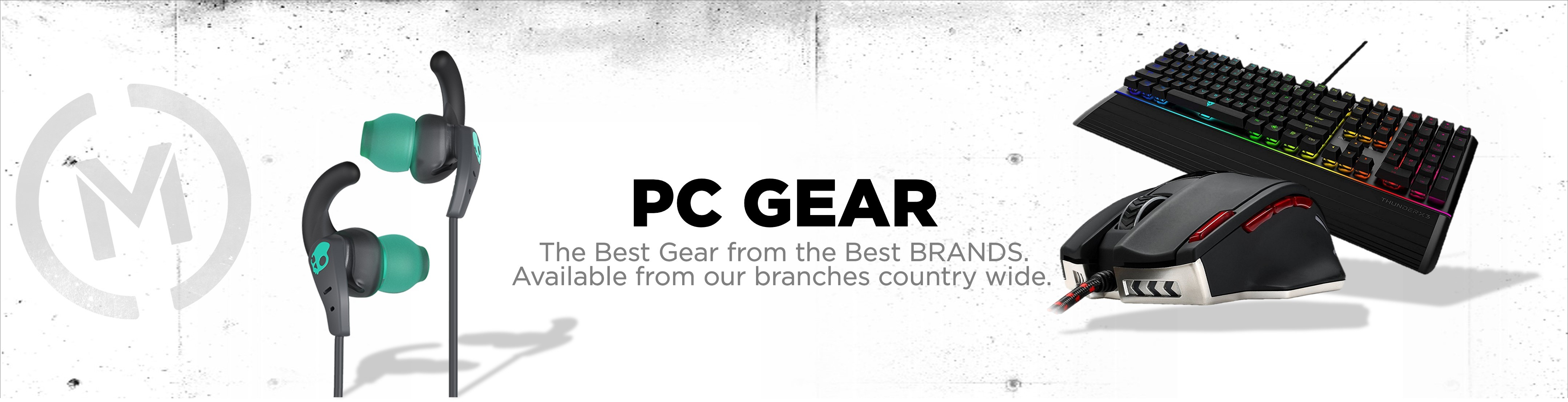 Matrix PC Gear Banner
