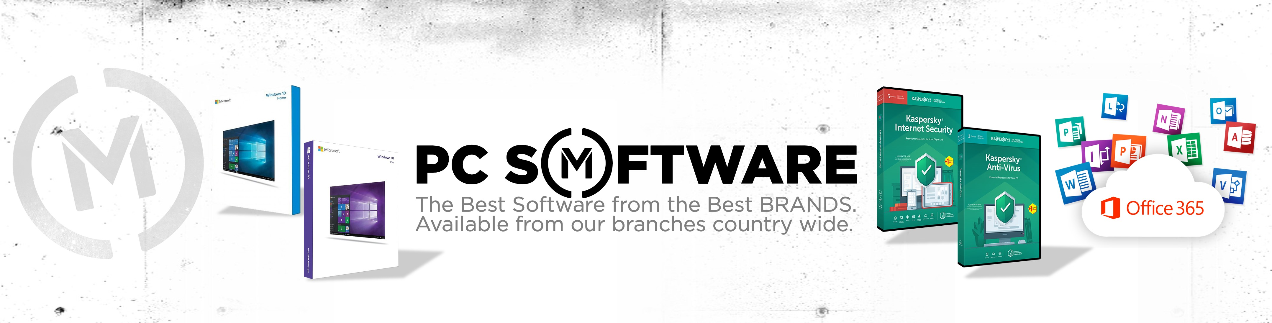 Matrix PC Software Banner