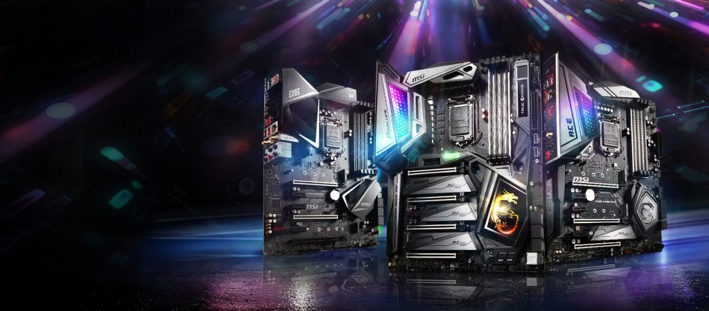 Msi Gaming PC Motherboards