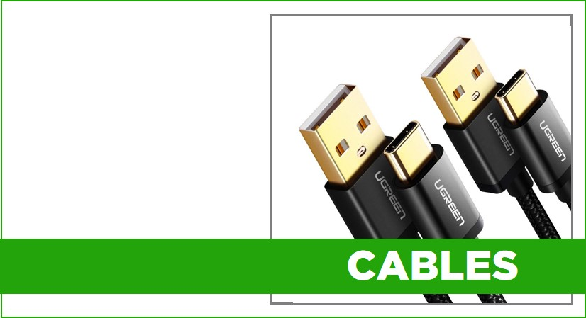UGREEN USB & AUDIO CABLES