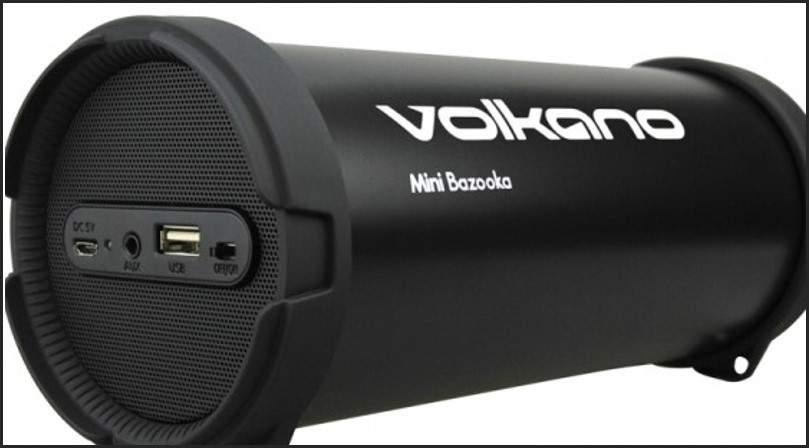 Volkano Funky Speaker