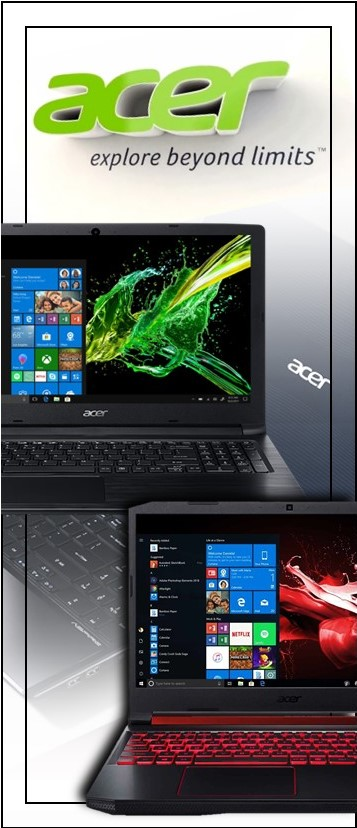 Acer Personal & Gaming Laptops
