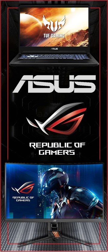 Asus PC Gaming Upgrades