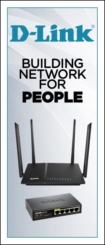 D-Link Modems & Routers