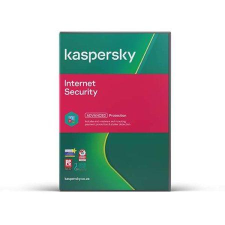 Kaspersky 2020 Internet Security 2 User