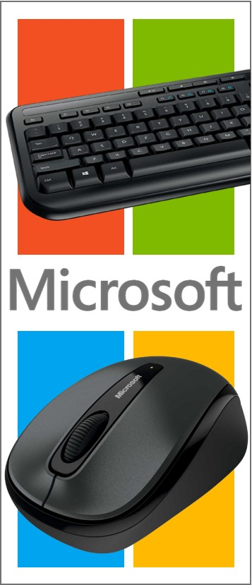 Microsoft Mouses & Keyboards