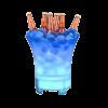 POLAROID BLUETOOTH ICE-BUCKET 2.4L SPEAKER