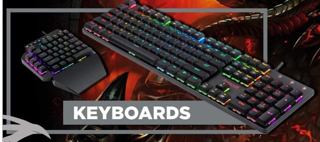 Redragon PC Gaming Keyboards