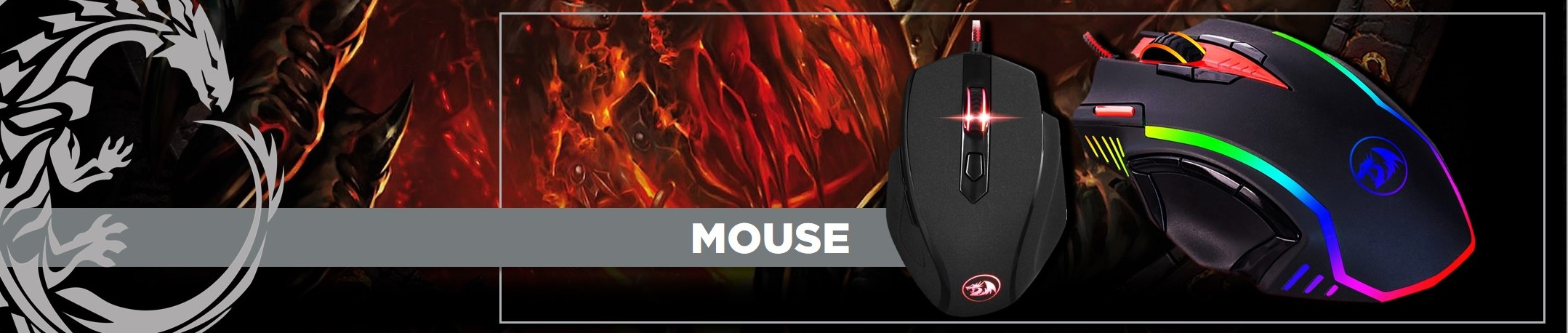 Redragon PC Gaming Mouse