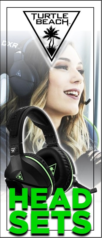 Turtle Beach PC Gaming Headsets