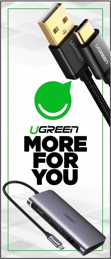 UGreen PC Adapters & PC Accessories