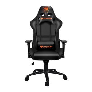 COUGAR ARMOR BLACK GAMING CHAIR 1