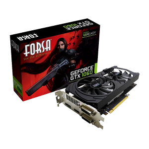 FORSA GTX1060 6G GRAPHICS CARD 1