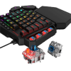 REDRAGON DITI RGB MECHANICAL GAMING KEYPAD 2