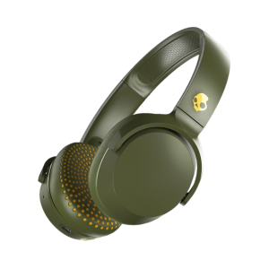SKULLCANDY RIFF WIRELESS ON-EAR HEADPHONES OLIVE 1