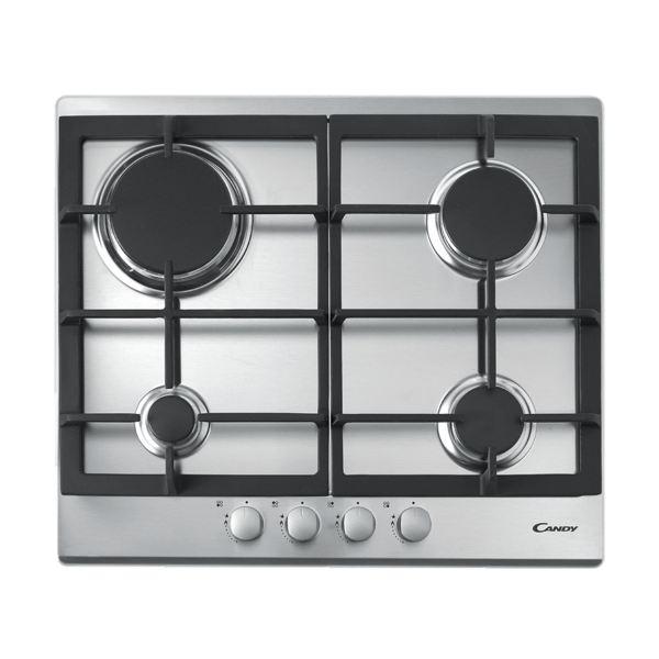CANDY GAS HOB 60CM 4 BURNER