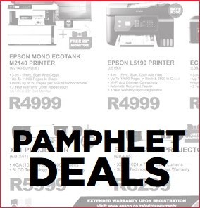 Matrix PC Pamphlet Deals