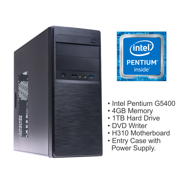 MORPHEUS PENTIUM PRE-BUILD DESKTOP PC