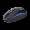 Karbon Oxygen Series Wireless Mouse Black & Blue 1