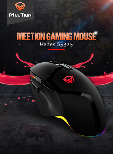 Meetion Hades G3325 Mouse