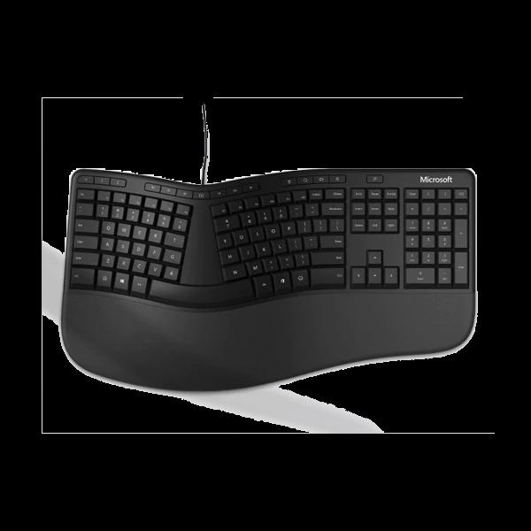 Microsoft Wired Ergonomic Keyboard 1