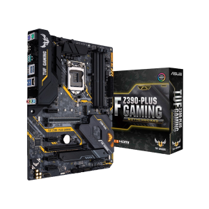 ASUS TUF Z390 ATX gaming motherboard