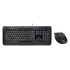 karbon helium series premium wired keyboard mouse combo