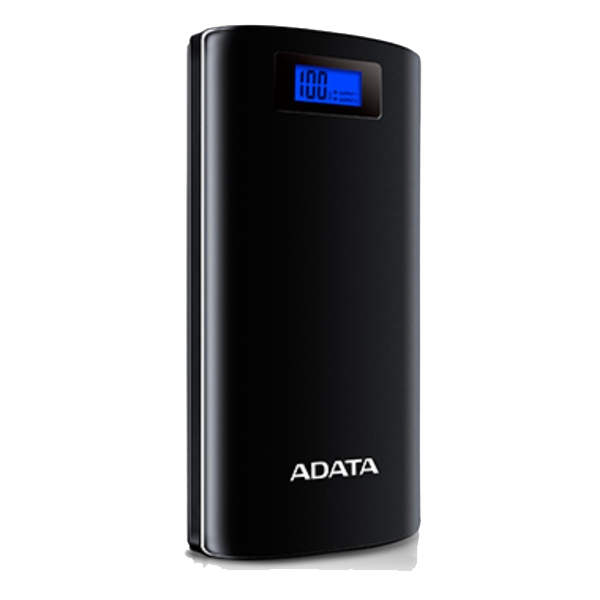Adata Power Bank 20 000 MAH Black 2