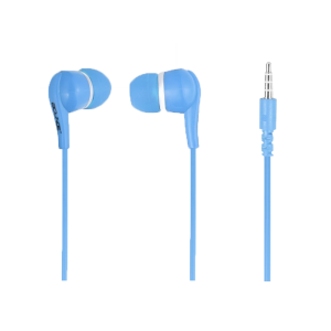 Bounce Blue High Performance Earphones