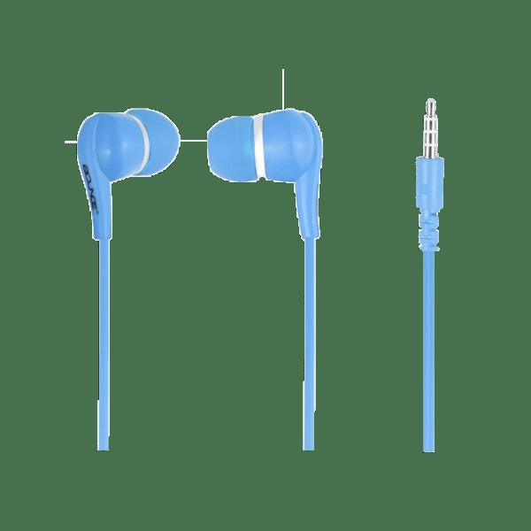 Bounce Blue High Performance Earphones