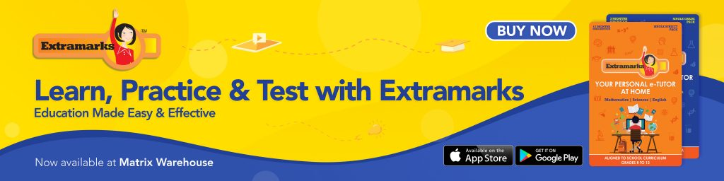 Extramarks Matrix Banner
