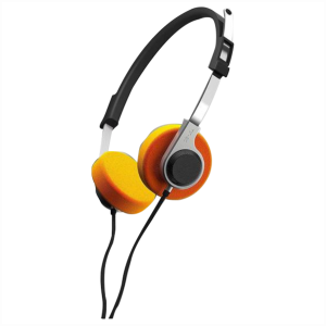Gioteck TX-20 Retro Headset - Orange