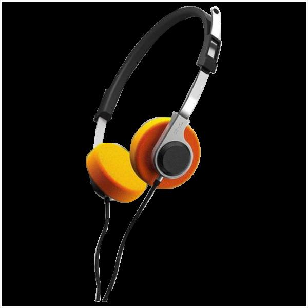 Gioteck TX-20 Retro Headset - Orange