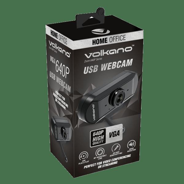 Volkano Zoom Series 640P USB Webcam 3