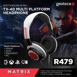 PC Multi Platform Headset