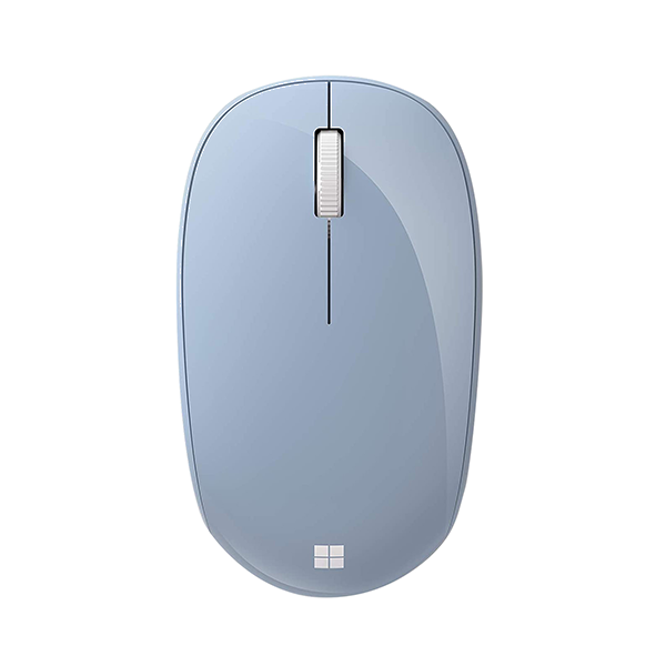 Microsoft Bluetooth Mouse Pastel Blue 3